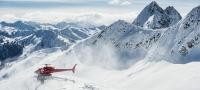 直升机滑雪和雪猫滑雪