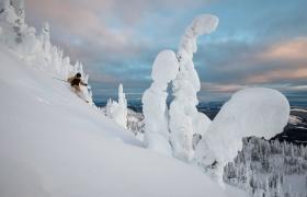滑雪度假村滑雪度假村