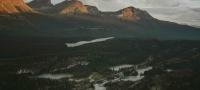 北落基山脉和阿拉斯加公路
